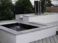 Contemporary garden water feature (2)