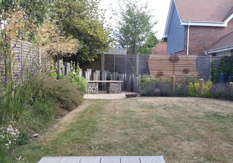 7 Coastal garden design