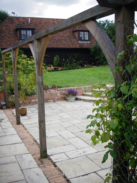 Traditional Garden Design Debbie Carroll - Traditional garden design pictures
