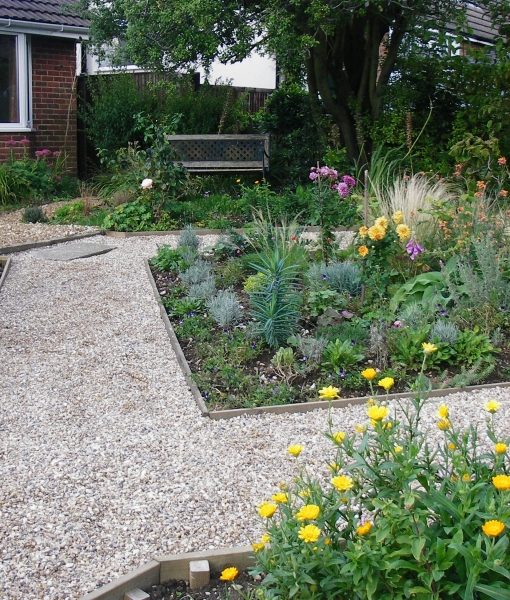 Front Garden Ideas By Debbie Carroll