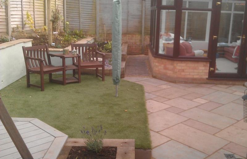 6 After Southampton small garden design