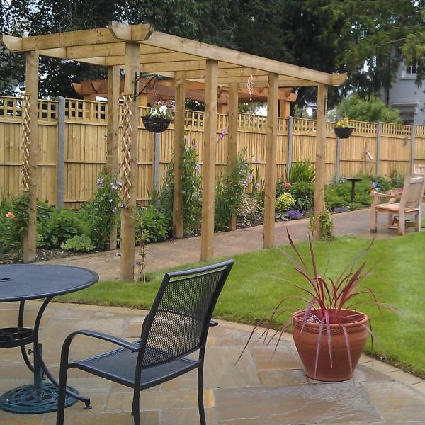 Care home dementia garden Hillier Landscapes (5)