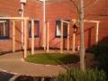Prospect Park Hospital physiotherapy garden (1)