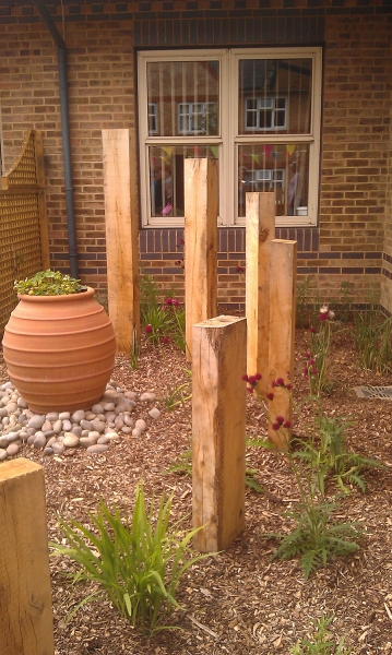 St Marks Hospital physiotherapy garden (7)